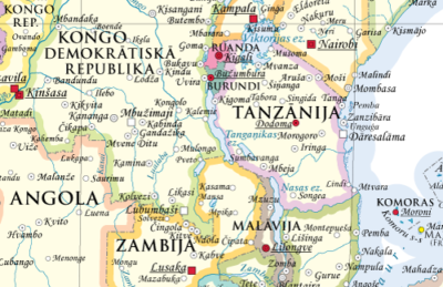 Vintage like world political map kartes vintage like world political map gumiabroncs Choice Image