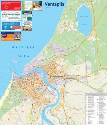 Ventspils wwwkarteslv