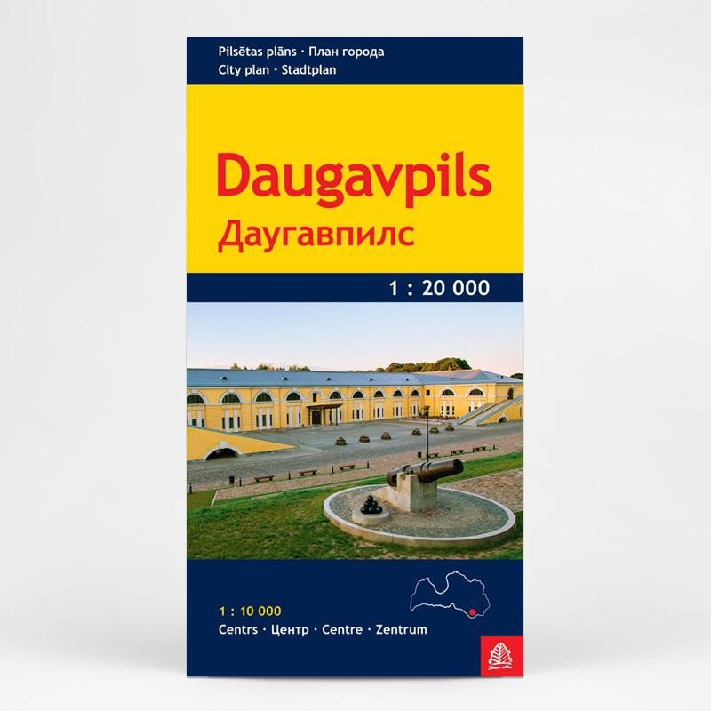 Daugavpils wwwkarteslv