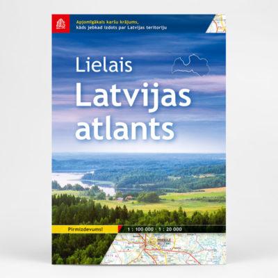 Latvijas atlants