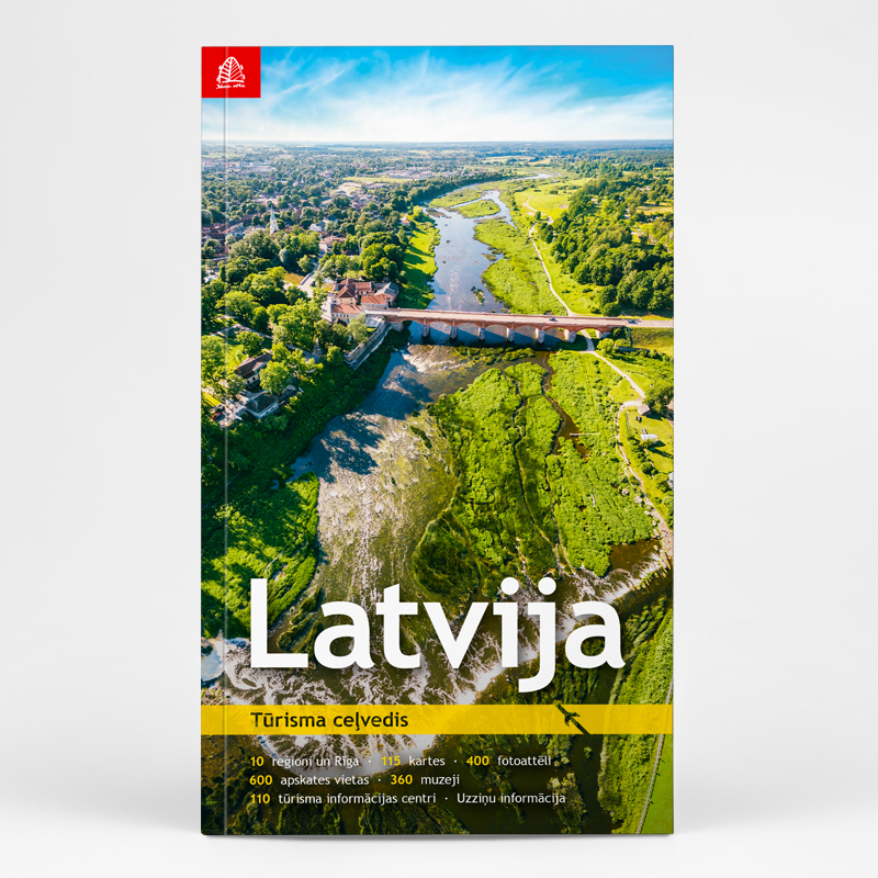 Latvijas tūrisma ceļvedis