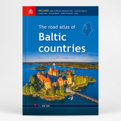 Baltijas karte